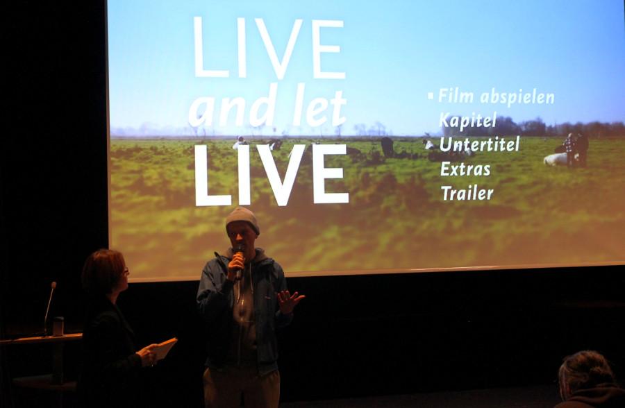 Filmvorführung mit Marc Pierschel