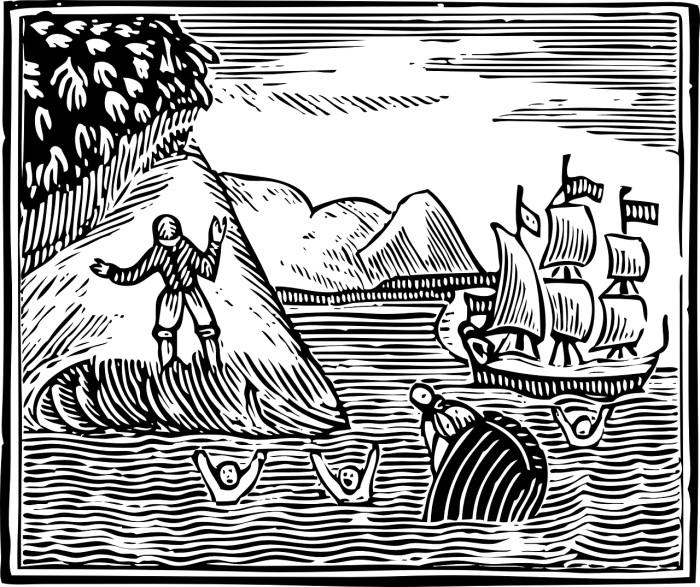 Schiffbruch - alle retten oder niemanden?