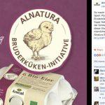 Initiative Bruderhahn - die humane Alternative zum Männliche-Küken-Schreddern?